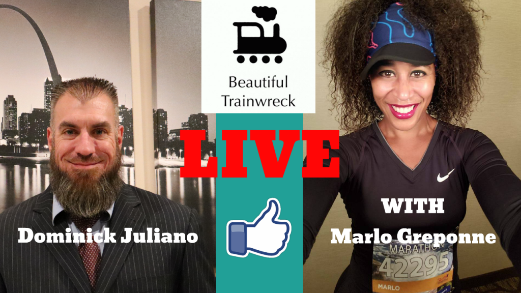 Beautiful Trainwreck Marlo Interview