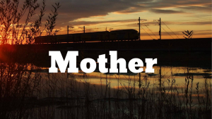 Beautiful Trainwreck mother